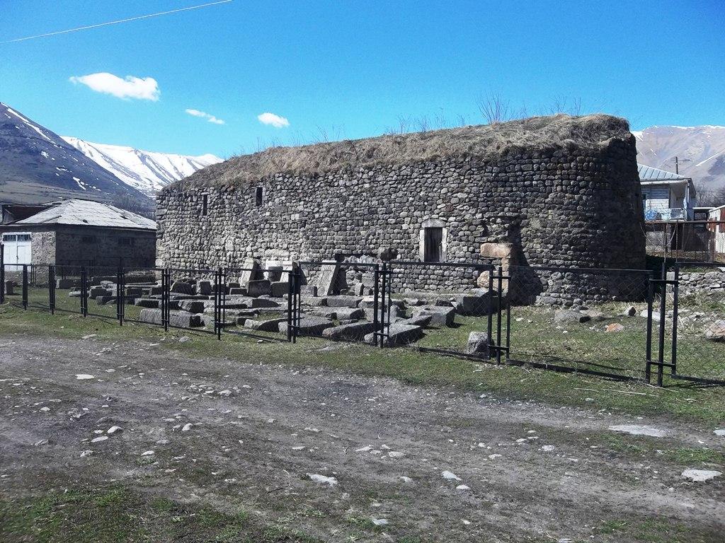 Ձագաձորի (Վերիշենի) Սբ.Հռիփսիմե եկեղեցի