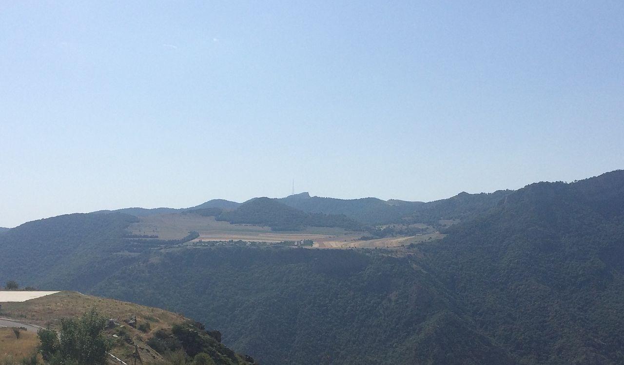 Բարձրավան բնակավայր